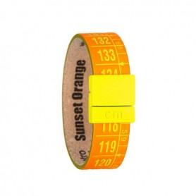 IL CENTIMETRO BRACCIALE SUNSET ORANGE