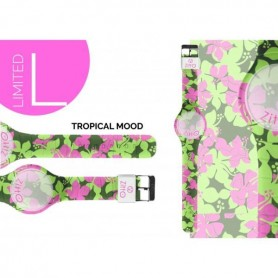 ZITTO REGULAR OROLOGIO-TROPICALMOOD