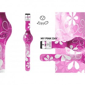 ZITTO REGULAR OROLOGIO-MYPINKDAY