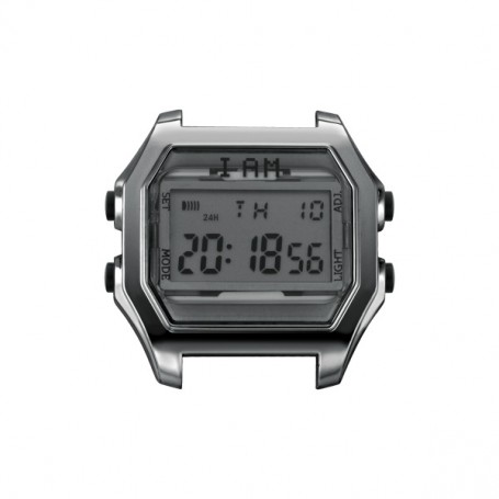 IAM THE WATCH CASSA UOMO-IAM-101