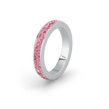S'AGAPO' ANELLO DONNA CRYSTAL RING-SCR40