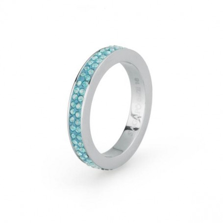 S'AGAPO' ANELLO DONNA CRYSTAL RING-SCR38