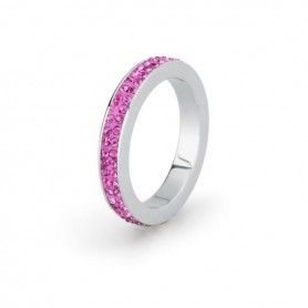 S'AGAPO' ANELLO DONNA CRYSTAL RING-SCR35