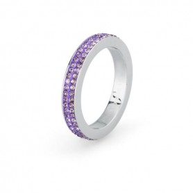 S'AGAPO' ANELLO DONNA CRYSTAL RING-SCR32