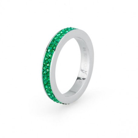 S'AGAPO' ANELLO DONNA CRYSTAL RING-SCR34