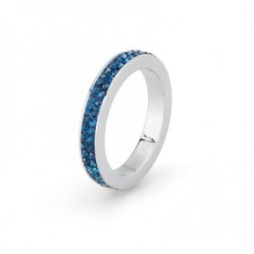 S'AGAPO' ANELLO DONNA CRYSTAL RING-SCR36