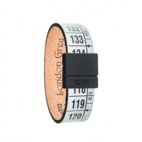 IL CENTIMETRO BRACCIALE LONDON GREY