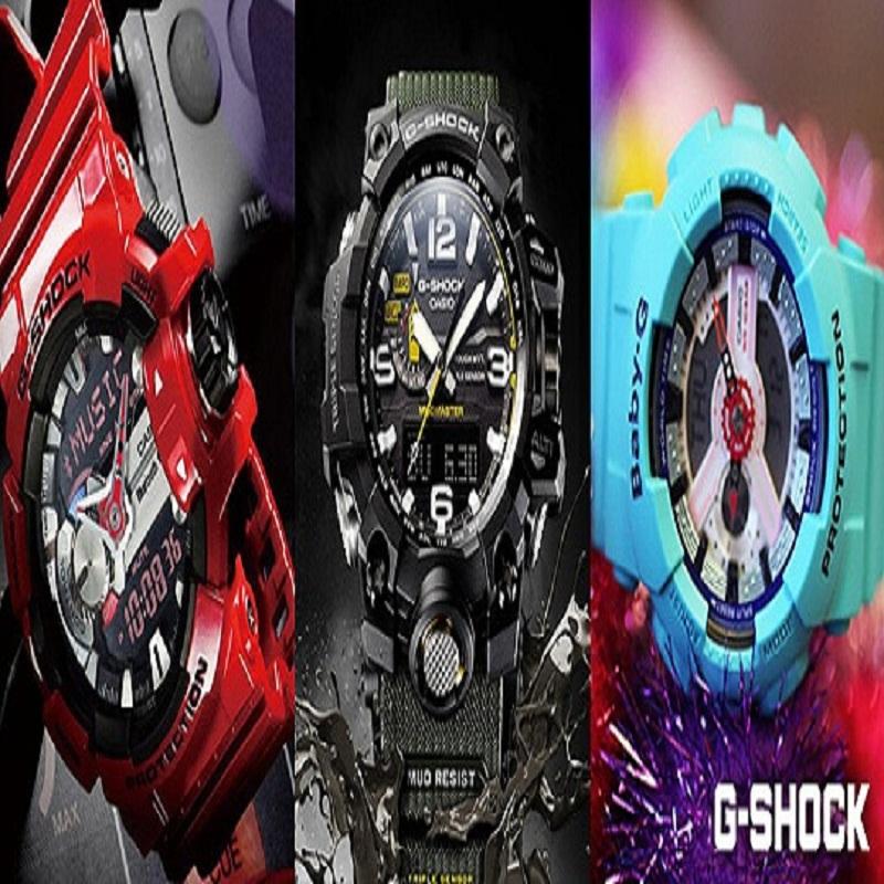 G-shok